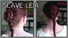 Star Wars Hair - Slave Leia
