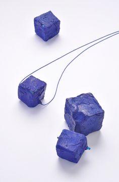 MIA MALJOJOKI-FI-DE  Contemporary jewellery