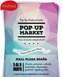 Dónde encontrarnos esta semana? En Mall Plaza Egaña!! Estaremos del 5 al 8 de Mayo con nuevos productos para Mamá!  #feria #altorrelieve #alegria #mama #expo #expoyoga #yoga #popup