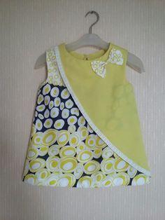 Kids Party Wear Dresses, Baby Summer Dresses, Kids Dress Wear, Little Girl Dresses, Summer Baby, Girls Frock Design, Baby Dress Design, Baby Girl Dress Patterns, Frocks For Girls