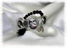 Bracelet bras aluminium