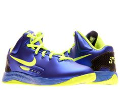 New KD Shoes » Blog Archive » Nike KD PS Boys Basketball Shoes 555642-404 Hyper Blue 12