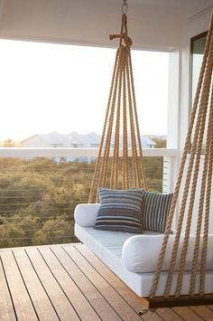 Disfruta como nunca de tu terraza con esta genial idea para decorar terrazas. #decoración #terrazas #homedecor #decoration #decoración #interiores