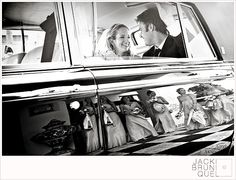 #wedding #photography the reflection of the wedding party is awesome!