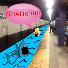 Jaws: Subway version