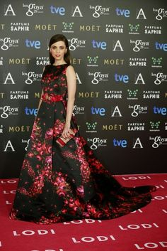 Leticia Dolera in Dolores Promesas Heaven - Goya Awards 2015