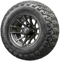 Golf Cart Wheels, Golf Cart Tires, Wheels And Tires, Golf Carts, Black Wheels, Lift Kits, Tired, Make It Yourself, Im Tired