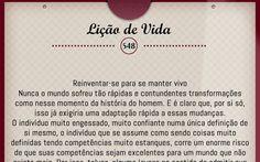 Clóvis de Barros Filho - Reinventa-se é preciso