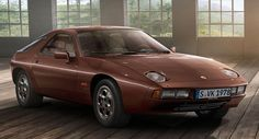 Happy 40th Birthday To The Porsche 928