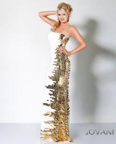Cool Jovani Prom dress!