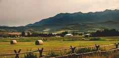 Fields near huntsville ut 2014 Panorama