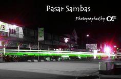 Sambas Street-Sambas-West Borneo-Borneo-Indonesia