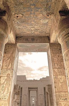 The_Mortuary_ Temple of Ramesses III