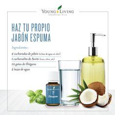 Haz tu Propio Jabon Espuma - Tatiana Orellana