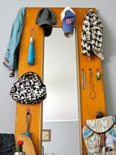 Getting ready for school has never been this easy and fun! A door organizer is the perfect addition to a kids room to help them stay organized and ready to start their school day
