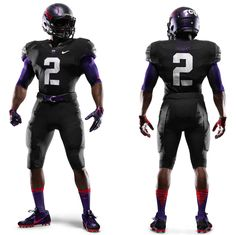 New TCU Football Uniform for Opening Day | Nikeblog.com