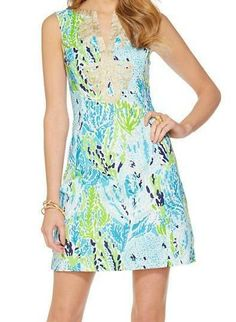 Lilly Pulitzer Janice Shift Dress in Let's Cha Cha