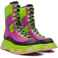 Camper Wilma K400139-003 Boots Women. Official Online Store Denmark