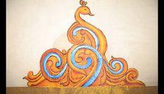 Virachita | Kerala Mural on fabric