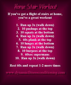 Laughtard At Home Stair Workouts dynamic stretching full body Fitness Tips, Fitness Motivation, Health Fitness, Stadium Workout, Get Healthy, Healthy Life, Dynamic Stretching, I Work Out, Get In Shape