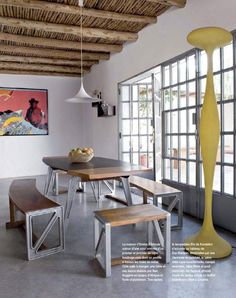 Emma Wilson interior Morroco || Côté Sud magazine