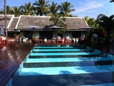 Villa Maly hotel luang prabang