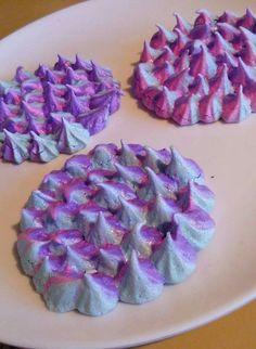 Meringue cookies the kids love when I make them