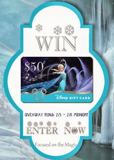 I've chosen a theme for my #DisneySide @Home Celebration. Frozen! I love everything about this movie and I think it would make a great theme. We even have a $50 Disney Gift Card Giveaway in the frozen theme this week.