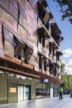 Galería de Conservatorio de Música en el Distrito 17 de Paris / Basalt Architects - 10