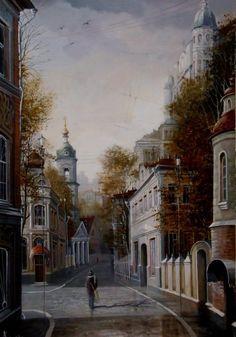 Aleksandr Starodubov | Moscow | Tutt'Art@ | Pittura * Scultura * Poesia * Musica |