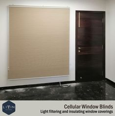 Window Blinds, Blinds For Windows, Window Coverings, Window Treatments, Honeycomb Blinds, Cellular Blinds, Light Filter, Home Appliances, Blinds