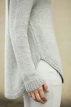 Don't have the pattern, but love the look of this sweater.