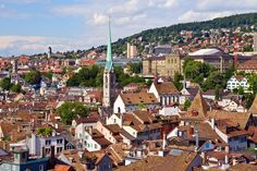 8 Things You Can Only Do in Zurich, Switzerland