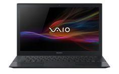 Sony VAIO Pro SVP1321J1EBI 33,8 cm (13,3 Zoll matt) Ultrabook (Intel Core i3 4010U, 1,7Ghz, 4GB RAM, 128GB SSD, Intel HD 4400, NFC, Win 8) schwarz Sony,http://www.amazon.de/dp/B00F4T7S2U/ref=cm_sw_r_pi_dp_WuIGtb1NQ1R50XPH