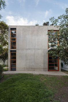 Cubo House,© Sebastian Crespo