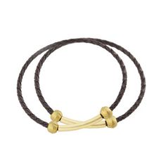 Leather Bangle Duo, $36, now featured on Fab.
