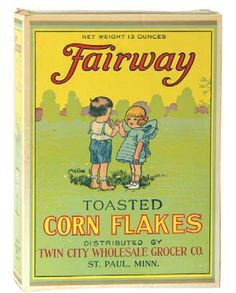 Fairway Cereal Box