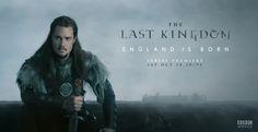 The Last Kingdom (the Saxon Chronicles), Premiering October 10, 2015 on BBC-America