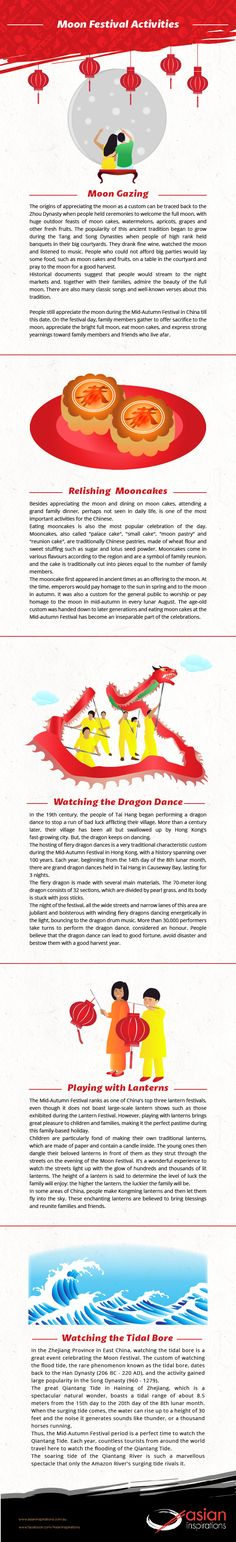 A great infographic on the Top 5 experiences during the Moon Festival! #Harvest…
