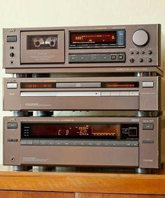 JVC TD-V1050TN XL-Z1050TN RX1050VPTN - 1991 Super DIGIFINE