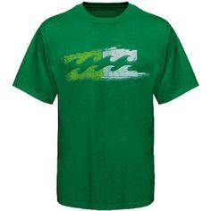 Billabong Two Tone T-Shirt - Kelly Green