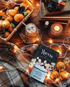 Looking forward to cozy autumn evenings. Autumn Cozy, Fall Winter, Autumn Harvest, Autumn Aesthetic, Orange Aesthetic, Fall Wallpaper, Halloween Cookies, Halloween Treats, Christmas Cookies