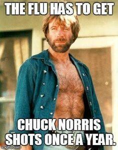 Another chuck Norris joke :)