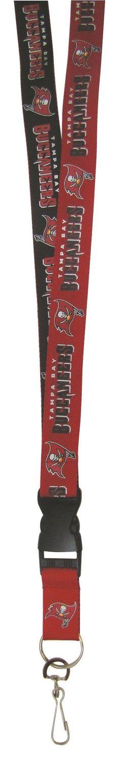 Tampa Bay Buccaneers Lanyard - Two-Tone