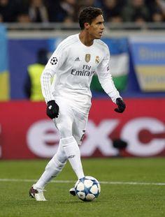 Raphaël Varane Real Madrid