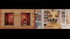What's red and yellow and twee all over? This Wes Anderson supercut