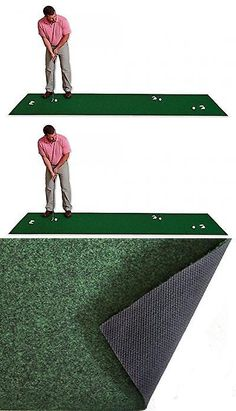 Putting Greens and Aids 36234: Putting Green Mat Golf Training ...