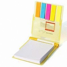 Notebook/Memo Pad, Suitable for Promotional Gift and Souvenir Purposes, Available in Various Sizes
