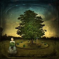 Maggie TAYLOR, The Garden Game, 2013