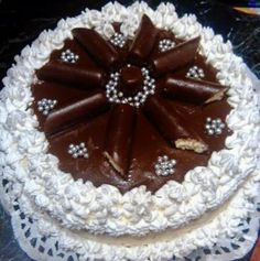 Tiramisu, Cake Recipes, Birthday Cake, Pudding, Coffee, Ethnic Recipes, Food, Food Cakes, Deserts